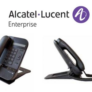 DeskPhones 8002 et 8012 Alcatel-Lucent