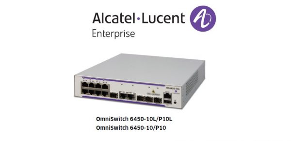 Alcatel-Lucent OmniSwitch 6450-10