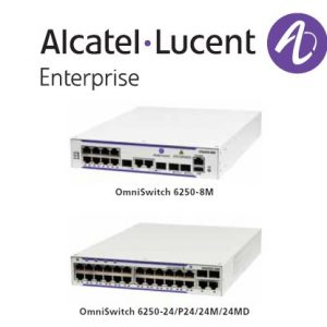 Alcatel-Lucent OmniSwitch 6250