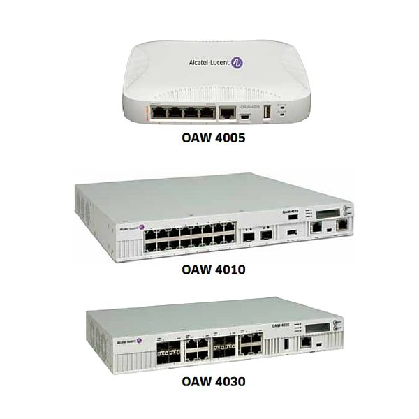 Alcatel-Lucent Enterprise 4000 Series Controllers - Conectia